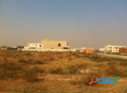 Lovely Plot In Dha Phase 6 For Sale
