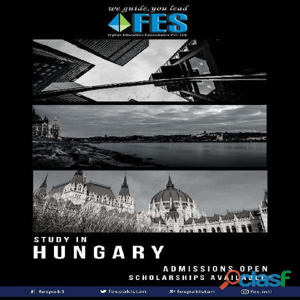 Study abroad with fes higher education consultants pvt ltd //.