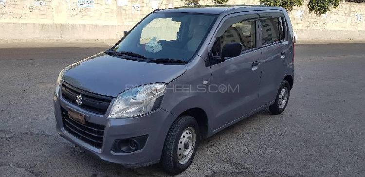 Suzuki wagon r vxr 2016