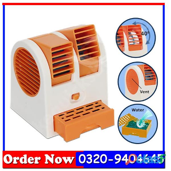 Mini Air Cooler Table Fan Portable Fan In Pakistan 2