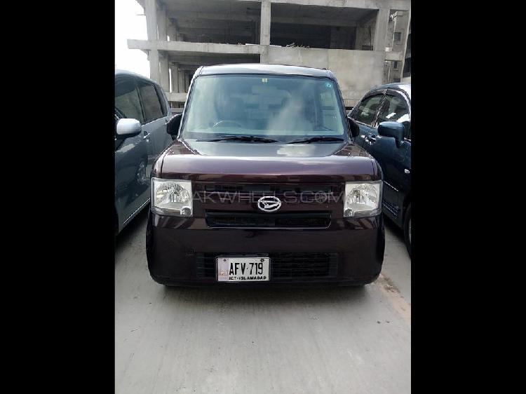 Daihatsu move conte custom g 2014