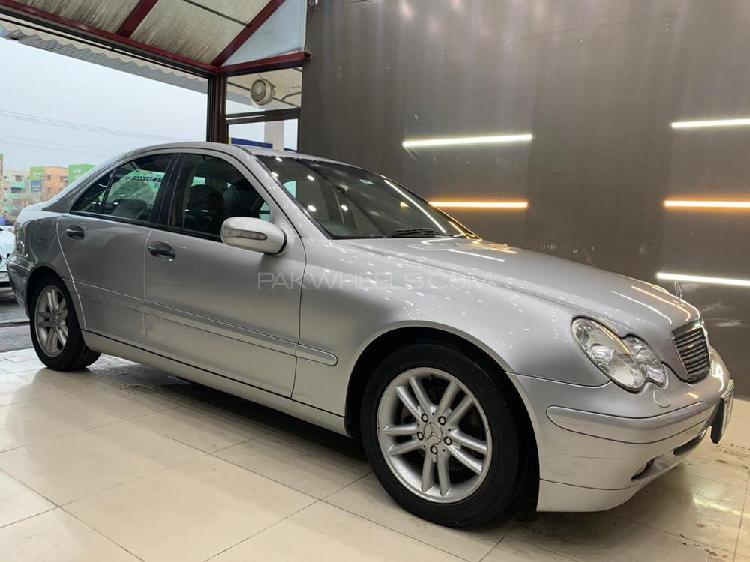 Mercedes benz c class c180 2004