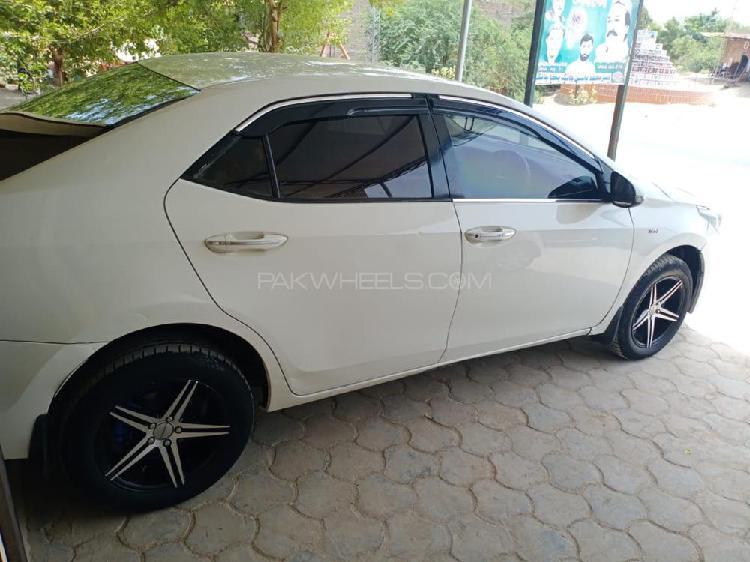 Toyota Corolla XLi VVTi 2014