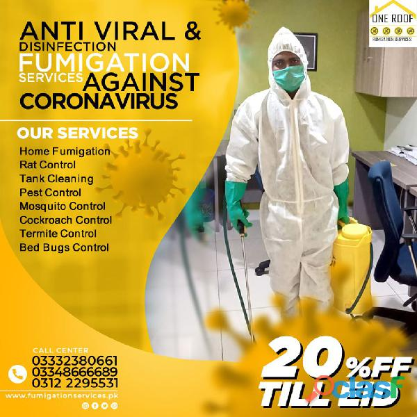 ONE ROOF FUMIGATION SERVICES