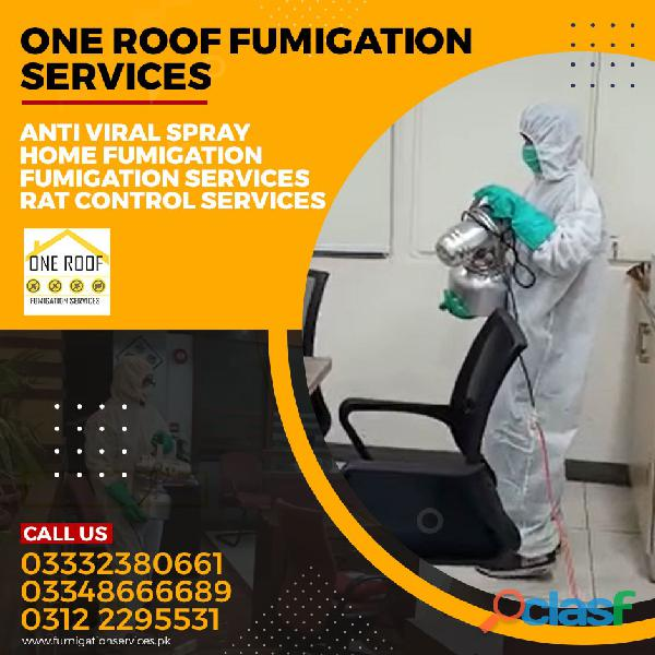 ONE ROOF FUMIGATION SERVICES 1