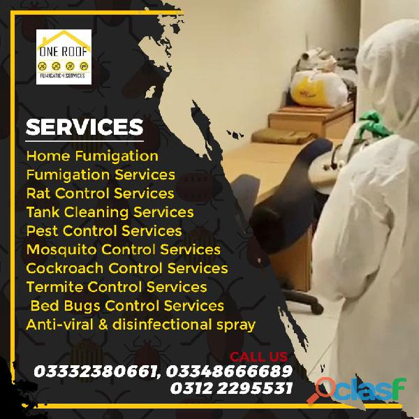 ONE ROOF FUMIGATION SERVICES 3