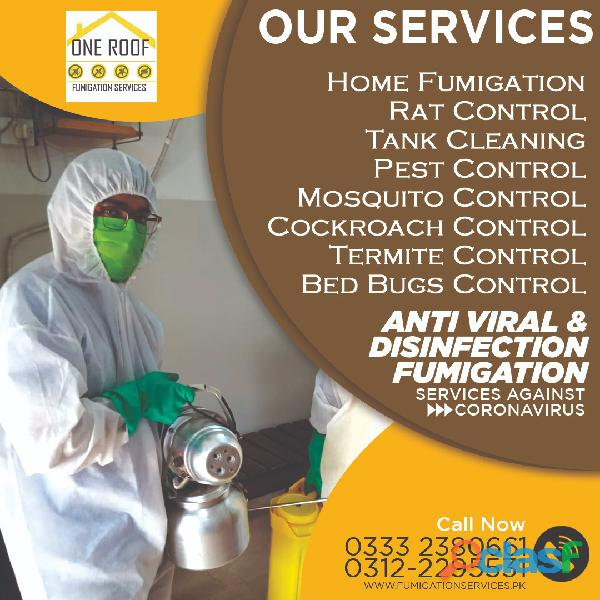 ONE ROOF FUMIGATION SERVICES 4