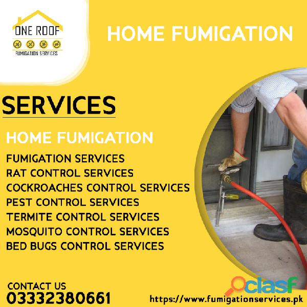 ONE ROOF FUMIGATION SERVICES 7