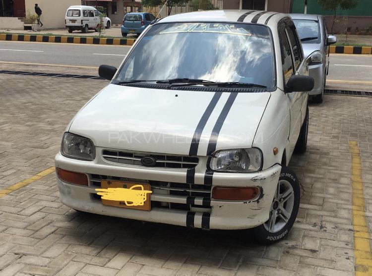 Daihatsu cuore cx ecomatic 2004