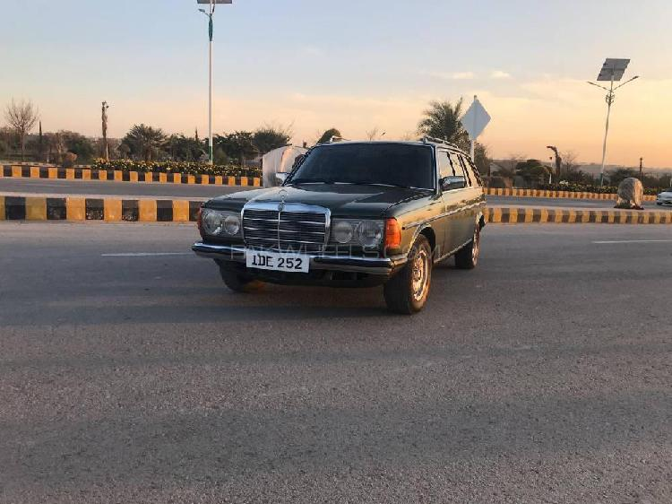 Mercedes benz 200 d 1982