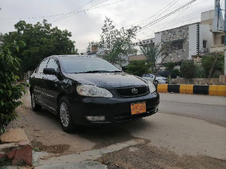 Toyota corolla altis automatic 1.8 2006