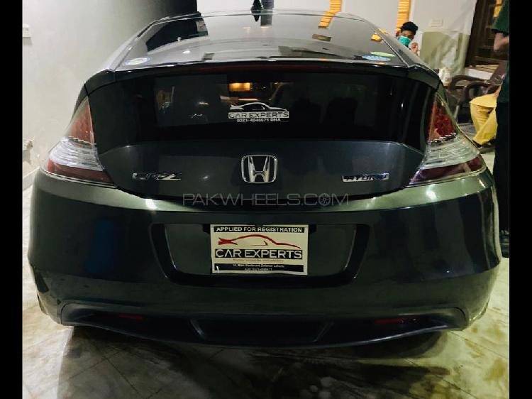 Honda cr-z sports hybrid base grade manual 2013