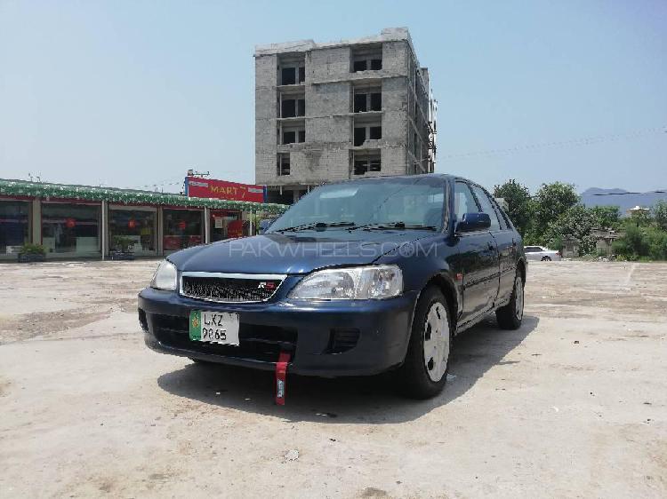 Honda city exi s automatic 2001