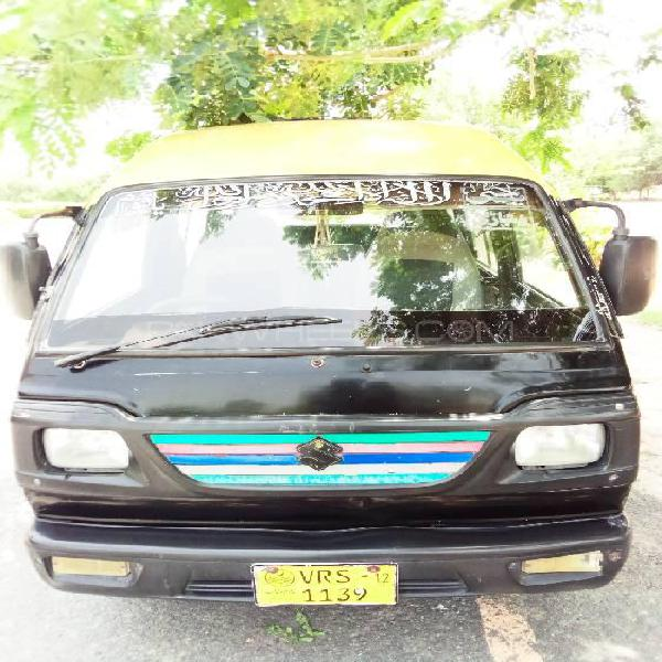 Suzuki Bolan VX (CNG) 2012