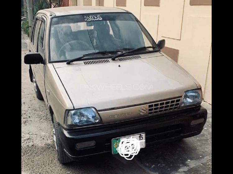Suzuki Mehran VX Euro II 2015