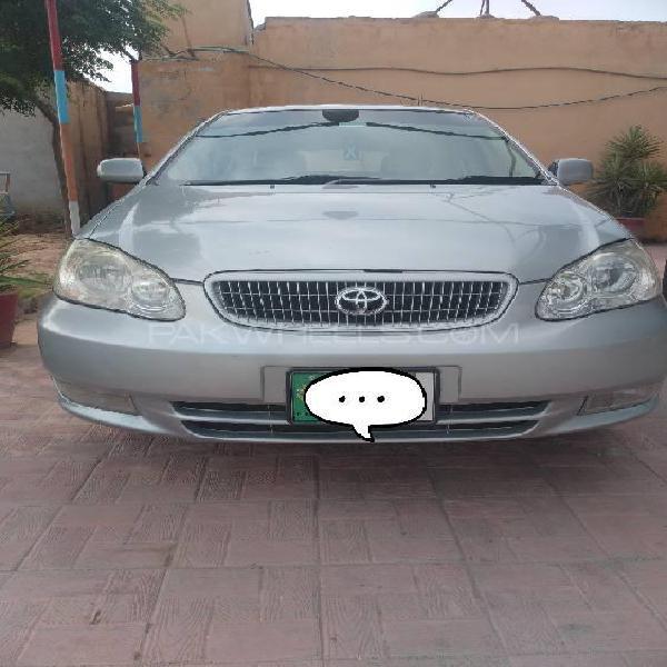 Toyota corolla se saloon 2003