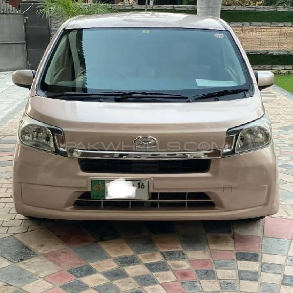 Daihatsu move l 2013