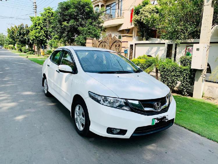Honda city 1.3 i-vtec prosmatec 2019