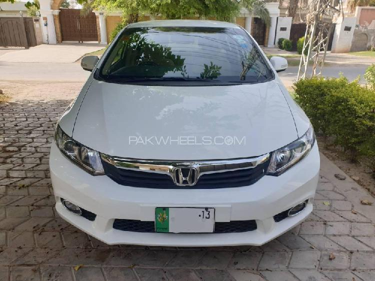 Honda civic vti 1.8 i-vtec 2013