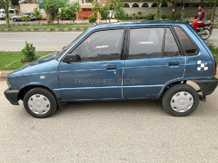 Suzuki mehran vx (cng) 2008