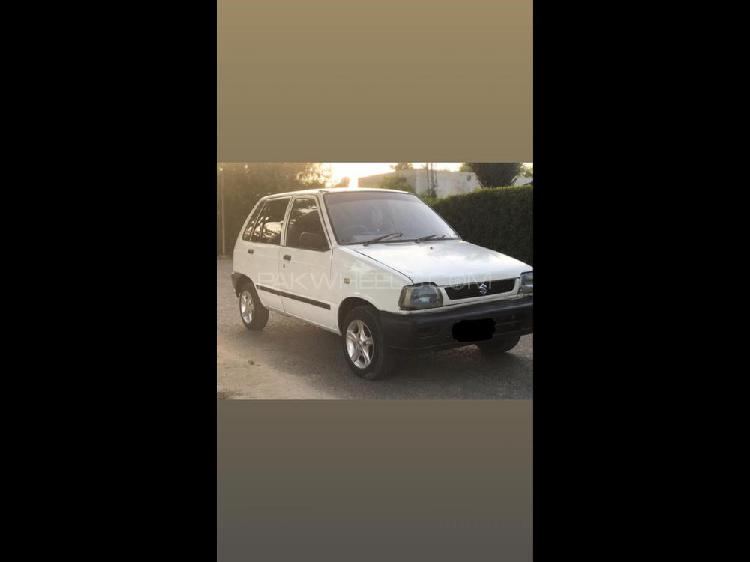 Suzuki mehran vxr 1994