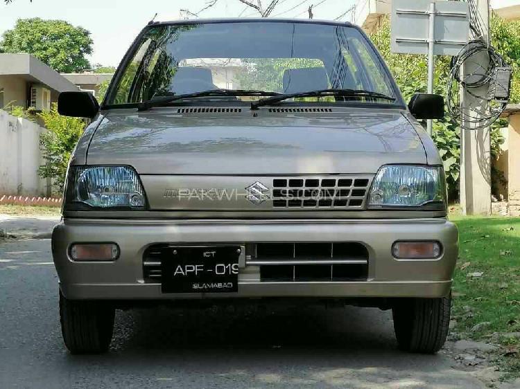 Suzuki mehran vxr 2019