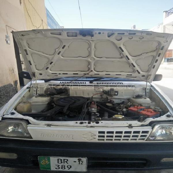 Suzuki mehran vxr (cng) 2012