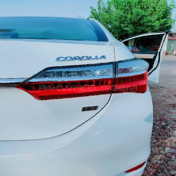 Toyota corolla gli 1.3 vvti 2020
