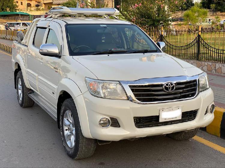 Toyota hilux vigo champ g 2012