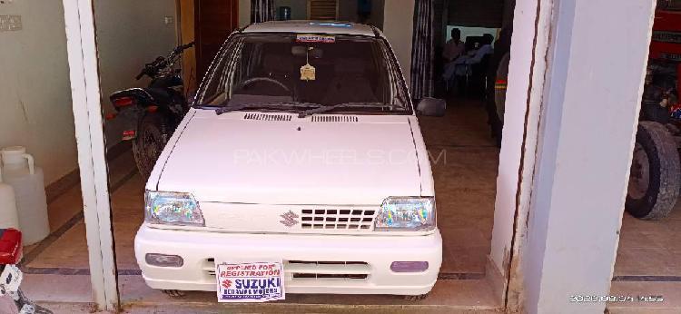Suzuki mehran 2018