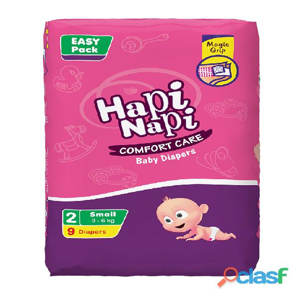 Hapi Napi, A Local Baby Diapers Manufacturer