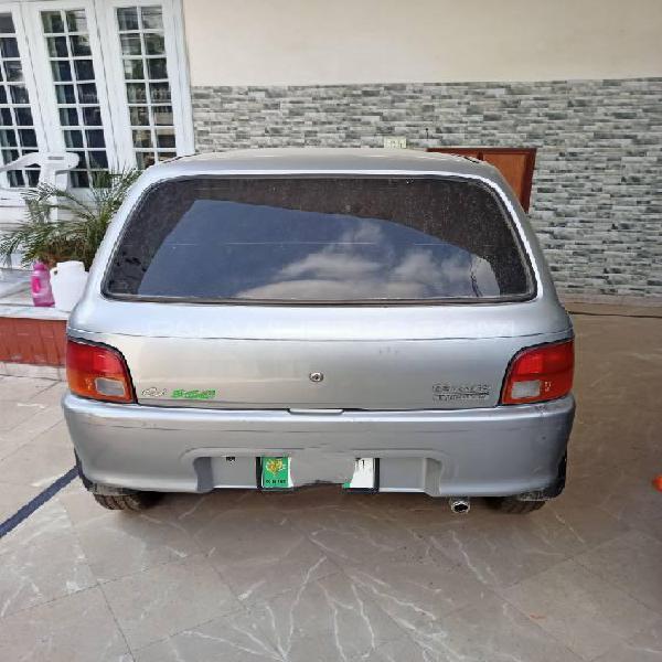 Daihatsu cuore cx eco 2011