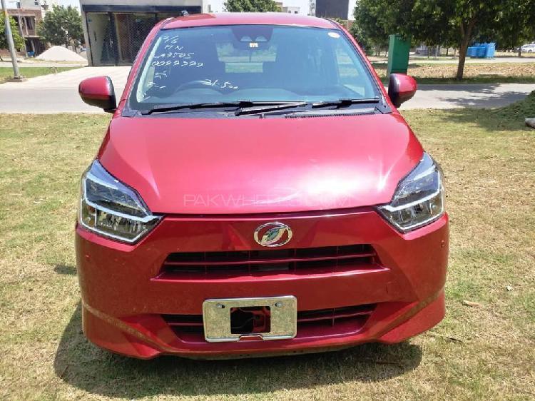 Daihatsu mira custom rs 2017