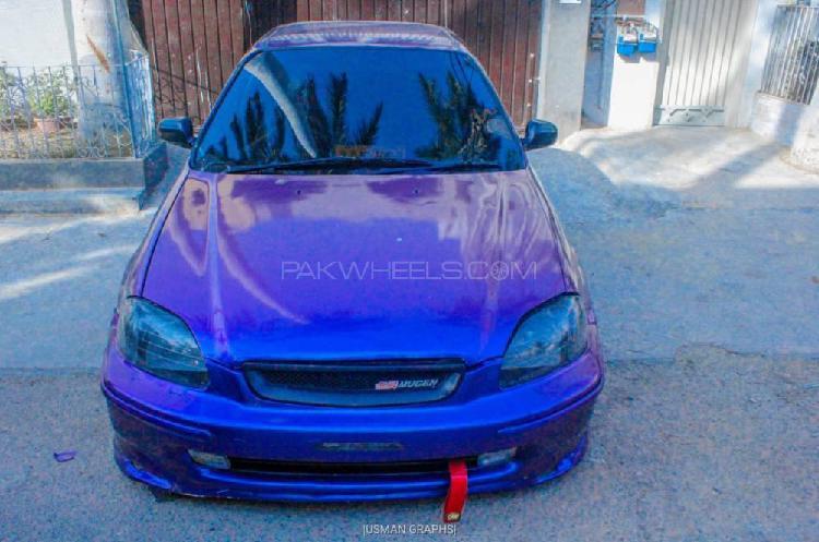 Honda civic vti automatic 1.6 1996