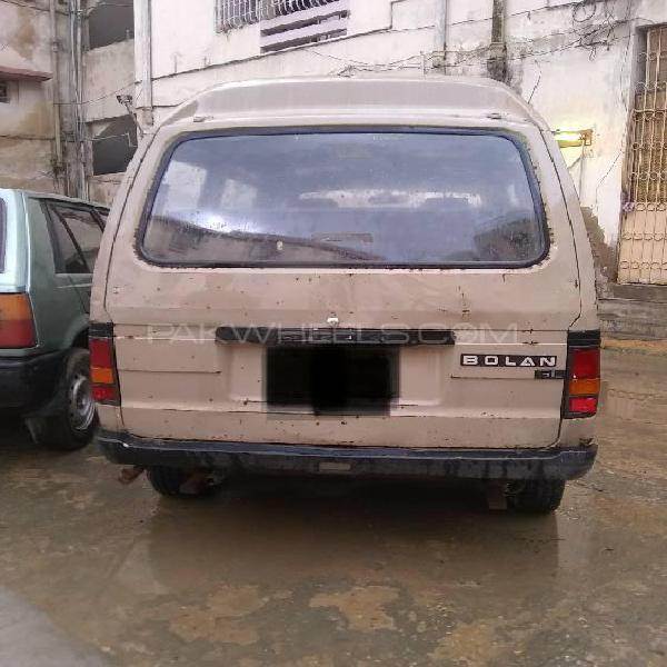 Suzuki bolan gl 2000