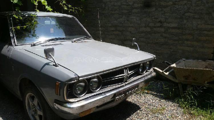 Toyota corolla dx saloon 1973