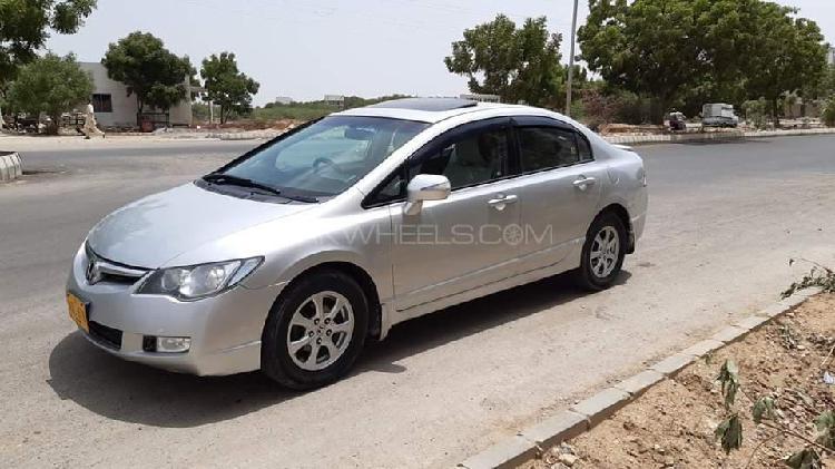 Honda civic vti prosmatec 1.8 i-vtec 2008