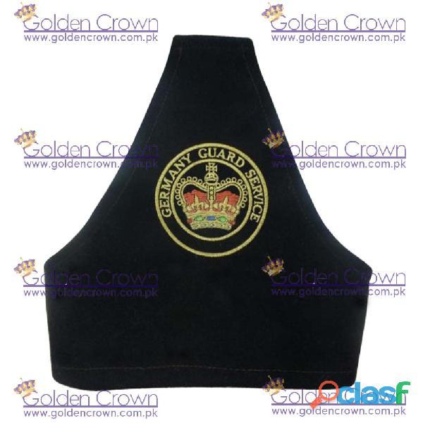 Military uniform armband brassard