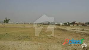 Plot in dha 9 town   block a available for urgent sale