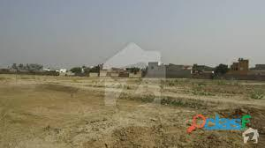 Plot is available for sale in dha 9 town