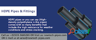HDPE Pipes and fitting