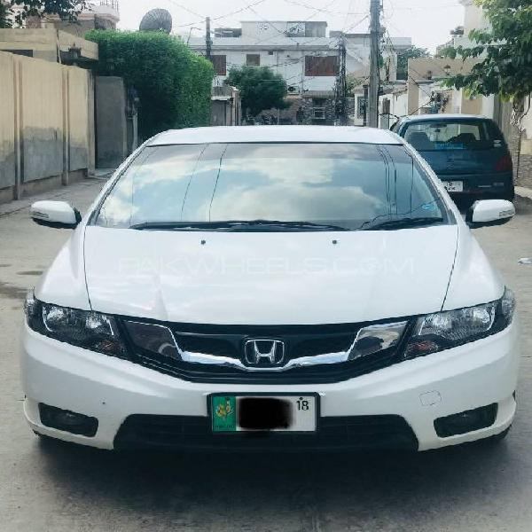 Honda city 1.3 i-vtec 2018