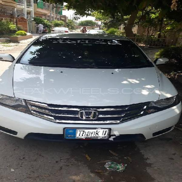 Honda city aspire 1.3 i-vtec 2016