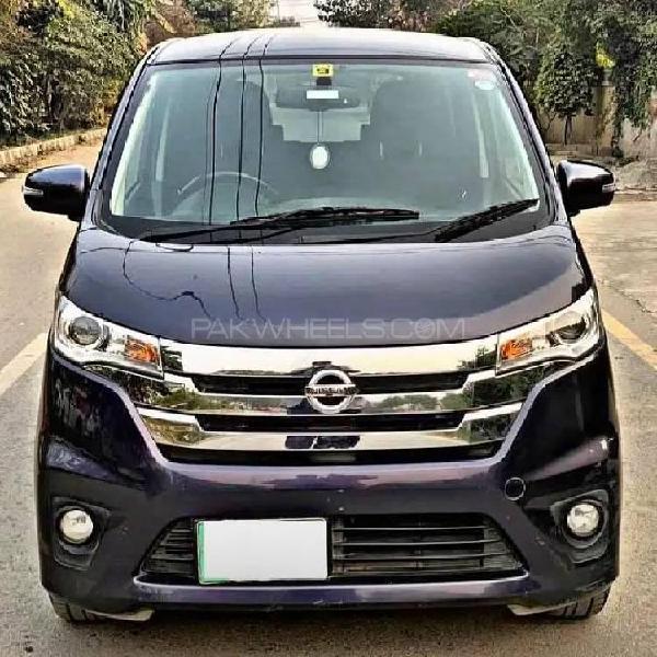 Nissan dayz highway star 2016