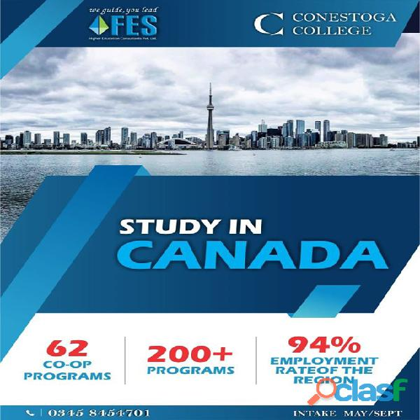 Study abroad with fes higher education consultants pvt. ltd.