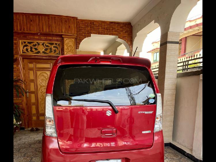 Suzuki wagon r stingray t 2013
