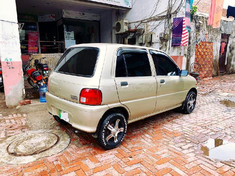 Daihatsu cuore cx automatic 2008