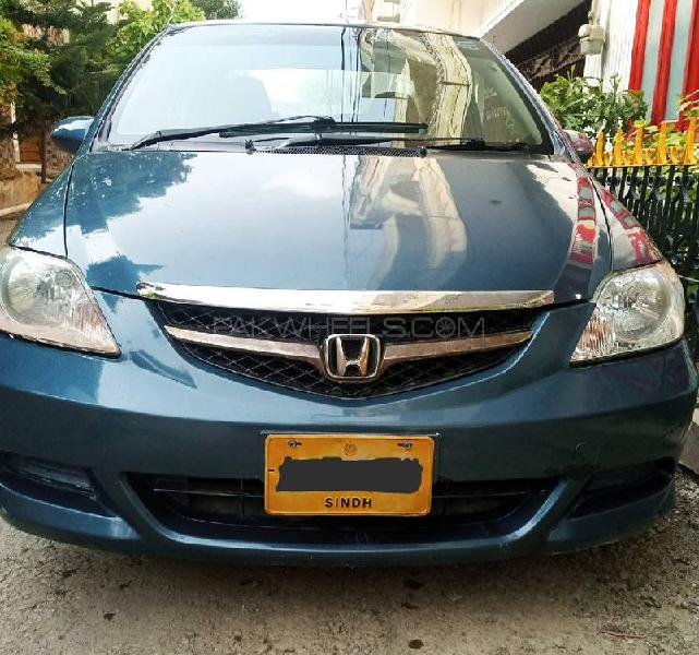 Honda city vtec steermatic 2007