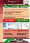 Primavera p6 & ms project training live online classes.,