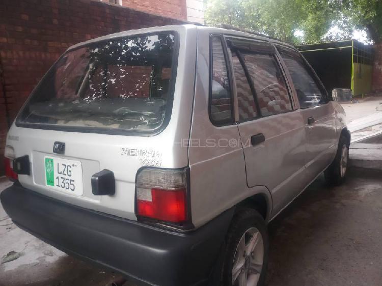 Suzuki mehran vx (cng) 2004